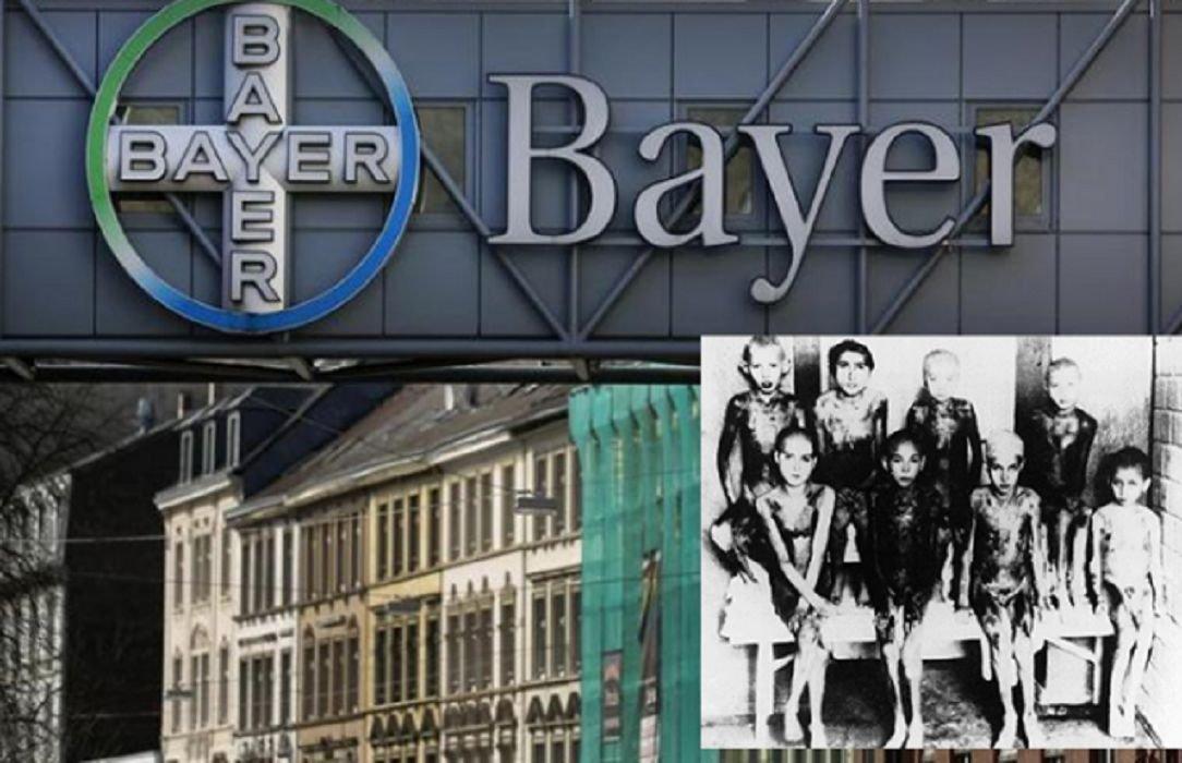 Quand la firme Bayer achetait des lots de femmes à Auschwitz | Terre Promise