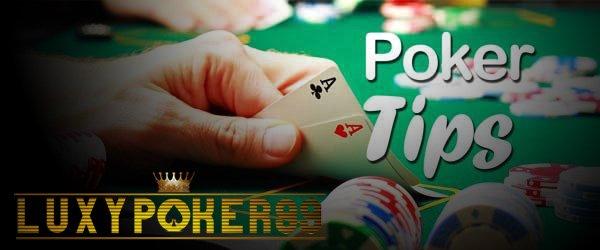 Tips Menang Poker Online Indonesia