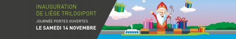 Trilogiport de Liège : journée portes ouvertes | Portail de la Wallonie