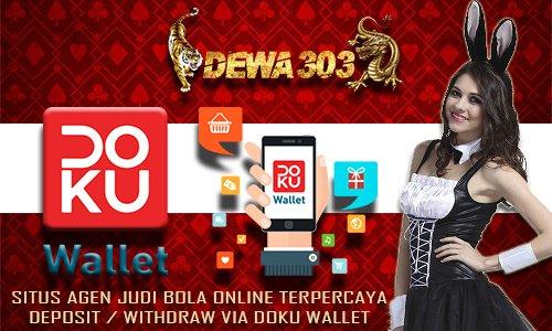 Bandar Judi Bola Online Terima Deposit Via Doku Wallet
