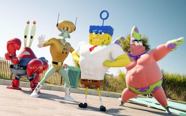 Sinopsis The SpongeBob Movie: Sponge Out of Water