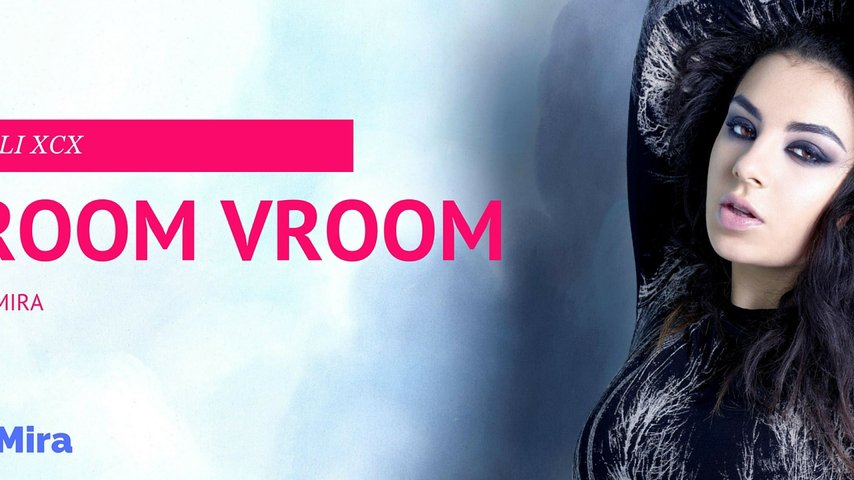 Touch My Vroom Vroom - Charli XCX vs. Mariah Carey Video Remix By Vj Mira