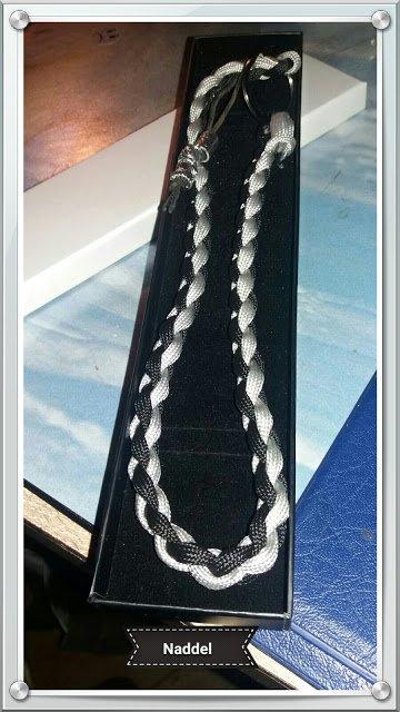 Nathalie's NASAJU Paracord Hundehalsbänder und vieles mehr