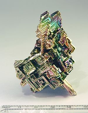 Bismuth Healing Crystal