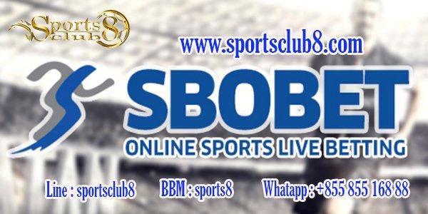 Sportsclub8 Situs Bola Sbobet Indonesia Terpercaya