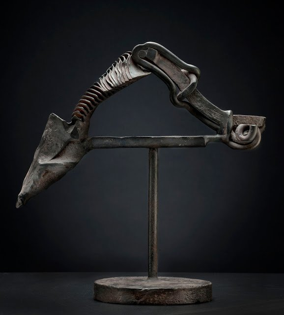 Exposition Art Blog: Karl Stirner - Abstract Metal Sculptures