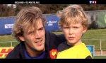 Au Coeur du XV : Tel père, tel fils - Coupe du Monde de rugby 2011 - Coupe du monde TF1