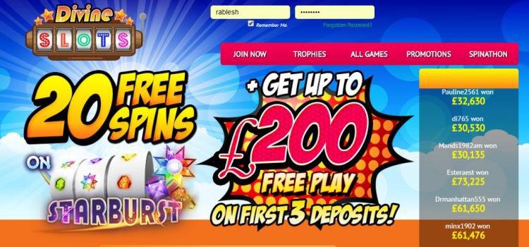 New online casino sites UK no deposit bonus
