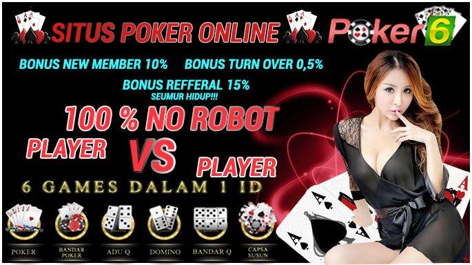 Mencari Situs Poker Online Indonesia Terpercaya
