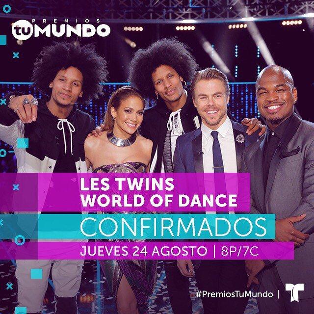 Instagram post by @premiostumundo • Aug 10, 2017 at 2:38pm UTC
