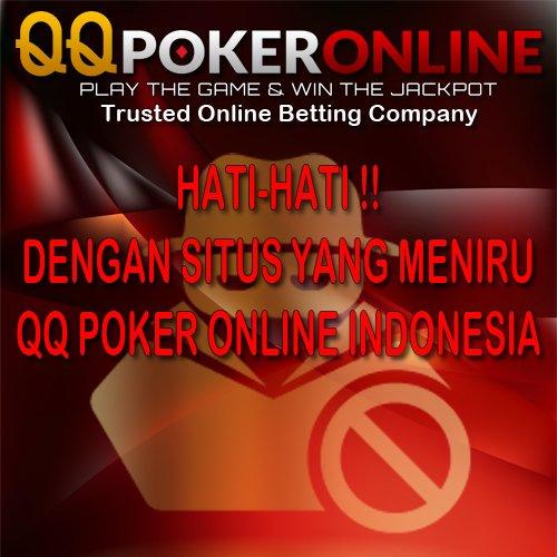 Waspada Akan Situs Judi Online Peniru QQPokeronline