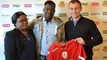 Fadel Gobitaka signe son 1er contrat pro au Standard