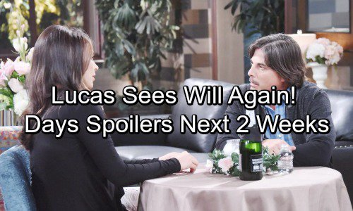 Days of Our Lives Spoilers: Next 2 Weeks - Kate and Clyde Face Off – Sami's Comeback – Lucas Sees Will Again | Celeb Dirty Laundry