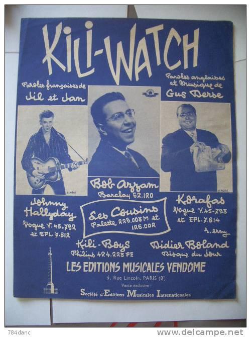 Gustave Derese, alias 'Gus Derse', l'un des compositeurs du tube planétaire Kili Watch est décédé à l'âge de 85 ans