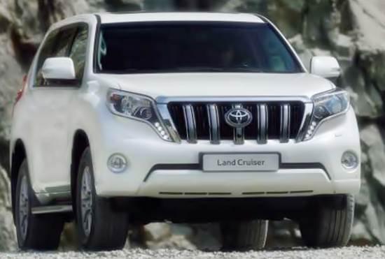 2017 Toyota Land Cruiser Redesign Auto Web Info