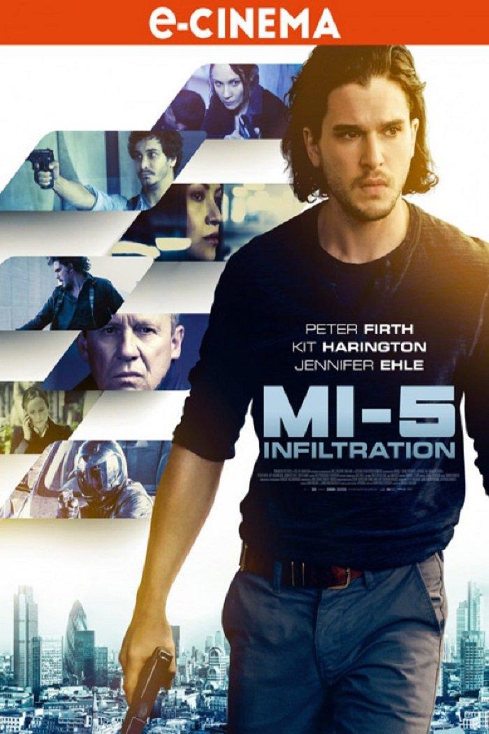 MI-5 en streaming.
