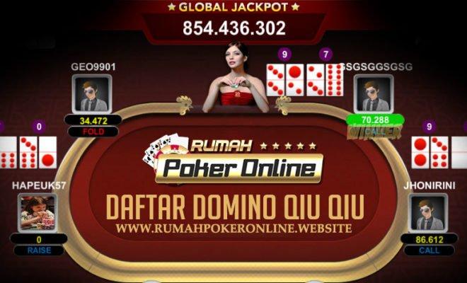 Keseruan Bermain Judi Domino Qiu Qiu Online