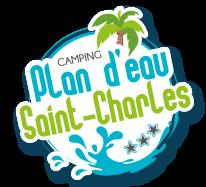 Camping le plan d'eau Saint Charles