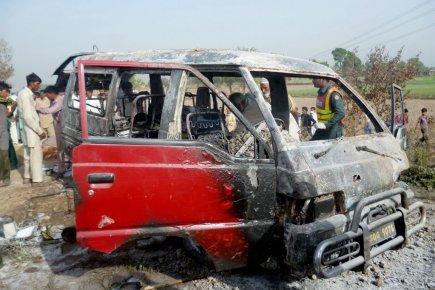 Pakistan:19 enfants tués dans l'accident de leur bus scolaire | Asie & Océanie