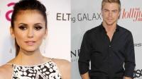 Nina Dobrev : Apparemment, Nina passe plus de temps avec Derek qu'avec sa meilleure amie... | melty.fr