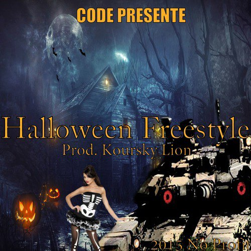 Code - Halloween Freestyle [Prod. Koursky Lion]