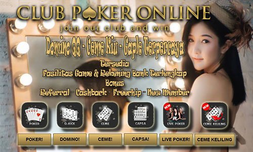 Domino QQ Ceme Gaple Online Indonesia