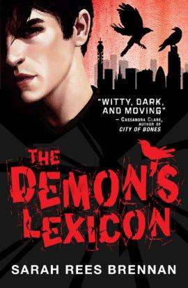 The Demon's Lexicon tome 1 / La Nuit des démons de Sarah ReesBrennan