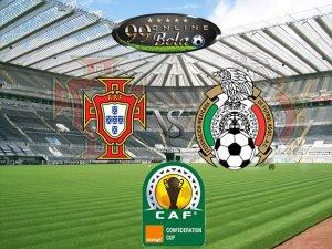 Prediksi Portugal Vs Mexico 02 Juli 2017