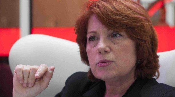 Véronique Genest déçue après avoir été évincée du feuilleton de TF1, Demain nous appartient