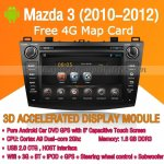 Mazda CX-5 Android Car DVD Player GPS Navigation Wifi 3G BT