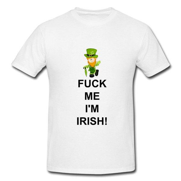 Cartoon St. Patrick Short Sleeve T-shirts on Sale-Holidays & Occasions T-shirts |HICustom