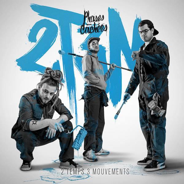 """Phases Cachées: Le retour du gros, du maigre et du chevelu avec un second album """" 2 Temps 3 Mouvements """""""