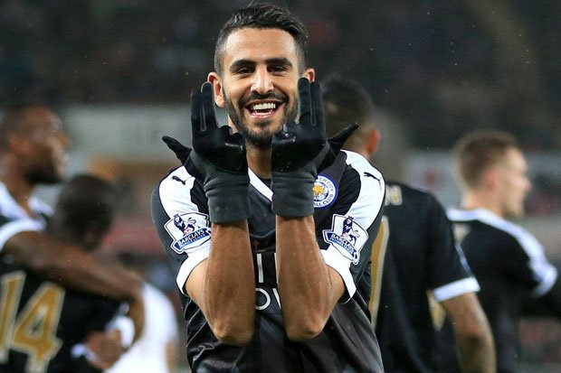 Barcelona willing to revive bid in wantaway Leicester winger Mahrez - Daily Soccer News