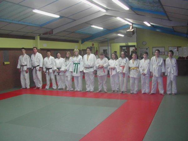 La maison du judo de Bapaume-MJB
