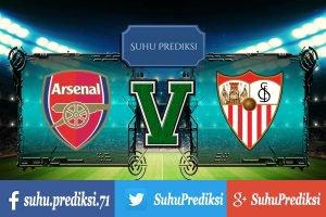 Prediksi Bola Arsenal Vs Sevilla 30 Juli 2017