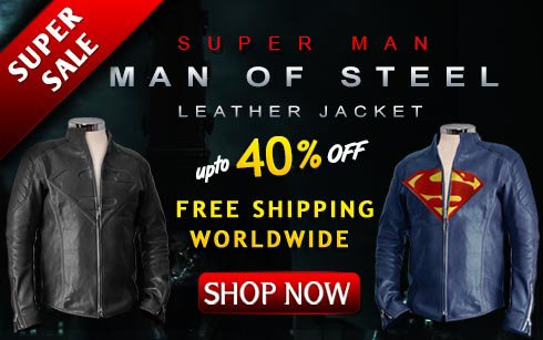 Most Popular Movie Clothing and Leather Jackets Store - CelebsClothing