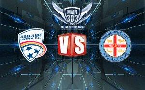 Prediksi Adelaide United vs Melbourne City 5 November 2015