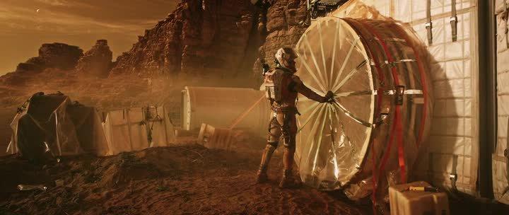 The Martian (Seul sur Mars)