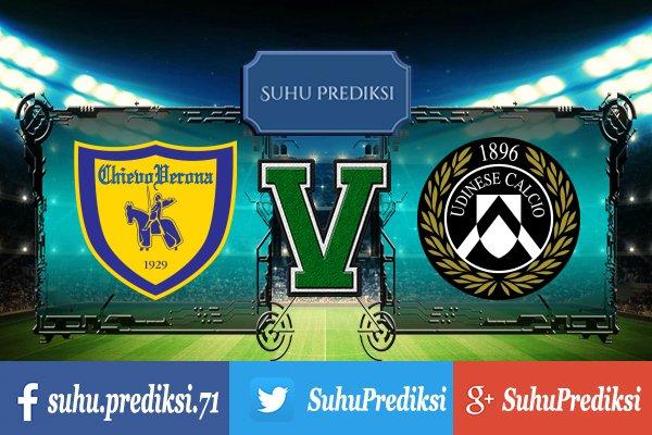 Prediksi Bola Chievo Vs Udinese 6 Januari 2018