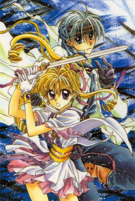 Hinata-Online Community » Kamikaze kaitou Jeanne