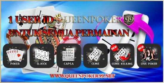 Jackpot Permainan Kartu Poker QQ