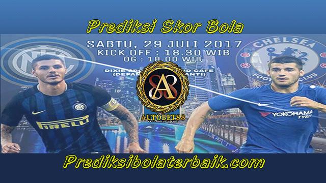 Prediksi Chelsea vs Inter Milan 29 Juli 2017 - Prediksi Bola