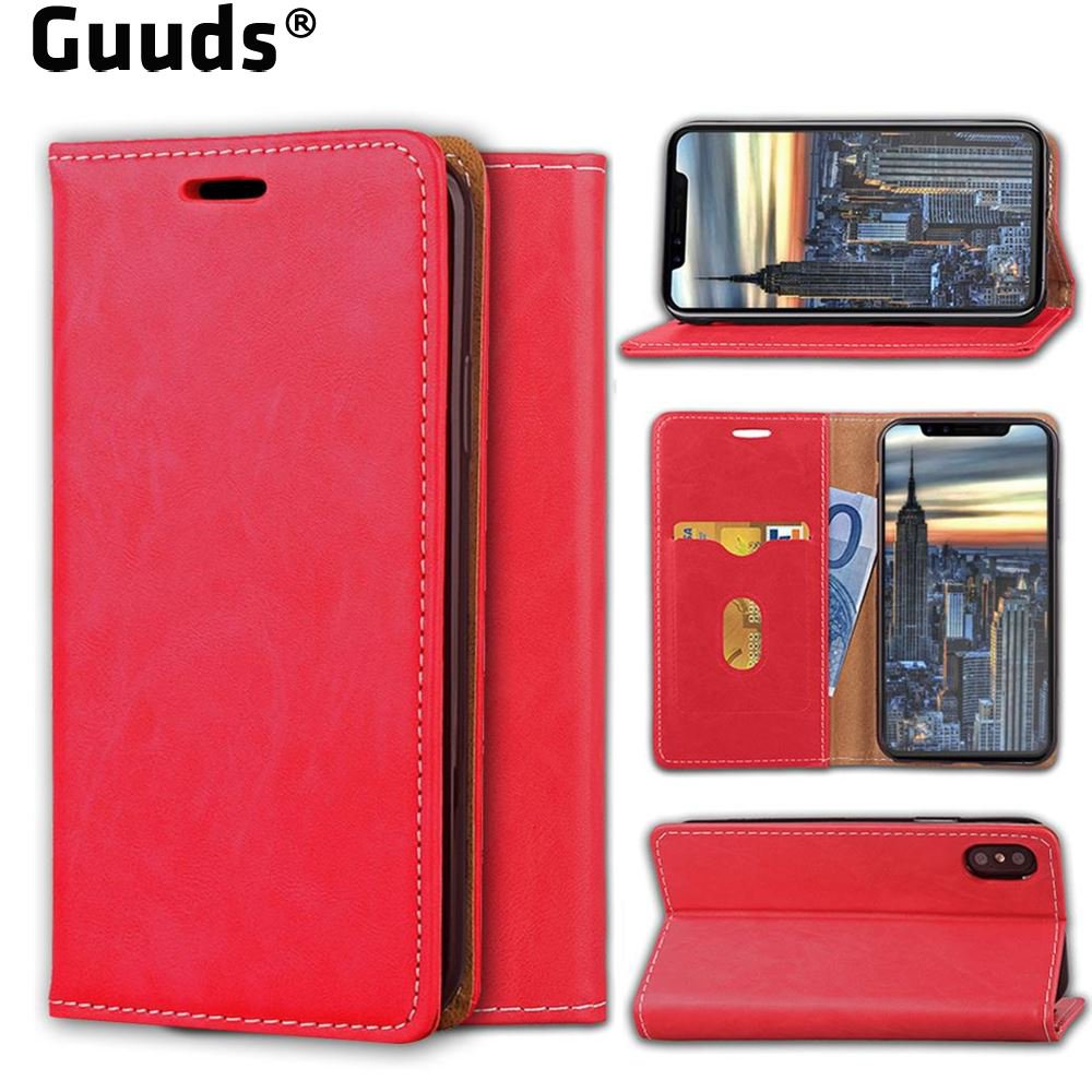 Aliexpress.com : Buy Guuds for iPhoneX Ten 10 Phone Cover Hoesje Coque Funda Multi Function Phone Magnetically Holster Case for iPhone X from Reliable Wallet Cases suppliers on GUUDS Official Store