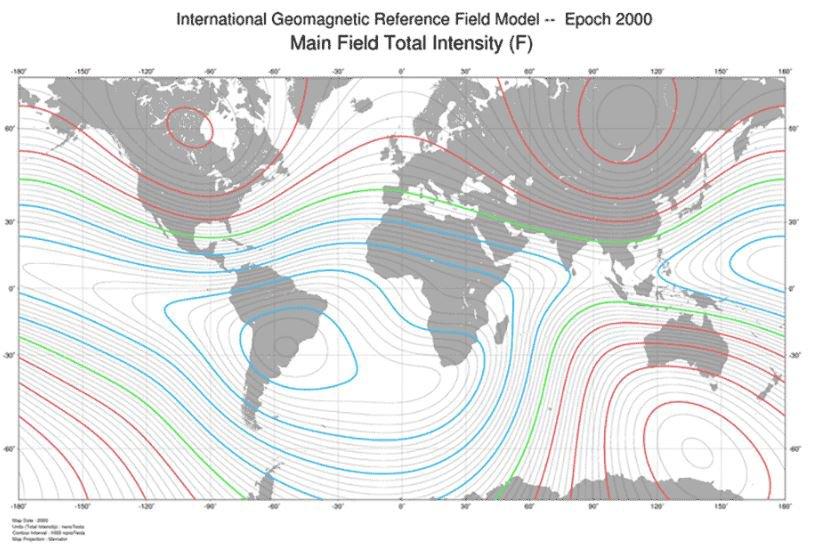 Des scientifiques sonnent l'alarme : Le champ magnétique de la Terre se déplace, le retournement de pôle pourrait être imminent…