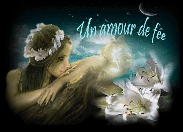 ♥ ♥douce féerie♥♥ - UN AMOUR DE FEE