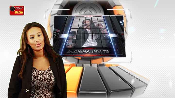 Eloisha invite Vidéos de 22 novembre 2012 au club la Foule à Paris (Pigalle) -