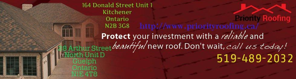 Experienced Roof Repair Contractors in Kitchener