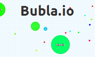 Bublaio - Play Bubla io an agario pvp server - RimSim Games