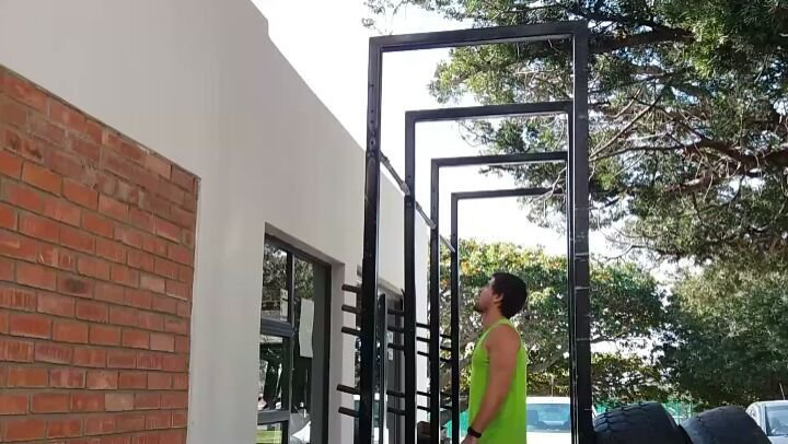 """Dirk O'Kennedy on Instagram: """"BACK WORKOUT [targeted muscles: upper back] EXERCISE SELECTION: (warm up 10 min cycle) 🌟 Muscle Up 🌟 Pull Up 🌟 Tire Flip 🌟 Bent Over Row…"""""""