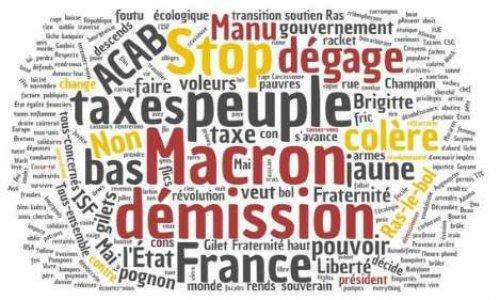 Pétition : Êtes-vous d'accord pour que Macron et son gouvernement partent définitivement du pouvoirs ?
